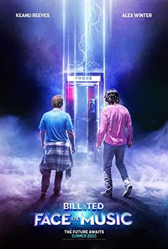 Keanu Reeves and Alex Winter in Bill & Ted Face the Music (2020) Keanu Reeves, New Movies, Movies To Watch, Movies And Tv Shows, 2020 Movies, Funny Movies, Latest Movies, George Carlin, Kid Cudi