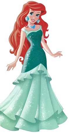 Ariel - .png file - Disney Princess Photo (38459875) - Fanpop
