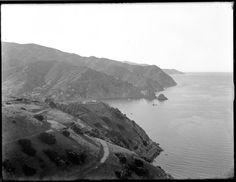 Avalon Vista Catalina Island California C 1908 Tibbitts Glass Plate Negative | eBay