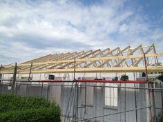 Working on the roof, #tømrer i Hundested, #snedker Hillerød, #snedker Hundested, #renovering Hillerød, #renovering Hundested