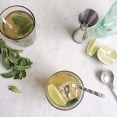 Make it yourself! Become a mixologist!
