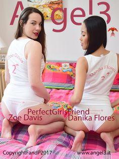 Danika Flores Zoe Davis Perfectgirlsfriend
