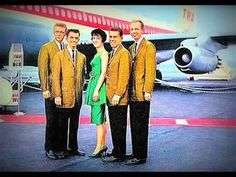 THE SKYLINERS - ''PENNIES FROM HEAVEN'' (1959) ♫