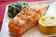 Broiled Salmon Recipe   Healthy Recipes Blog
