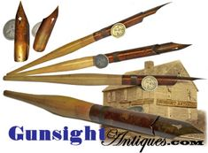 rare oversize – American Lead Pencil Co. – STORE DISPLAY DIPPING PEN  (Image1)