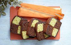 Chocolate & Orange Battenburg