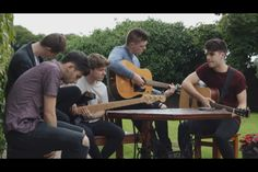 Tall Trees from the Back Again music video 😊
