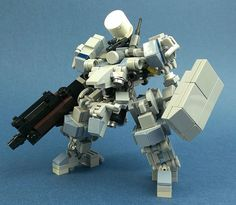 LEGO Mecha Page 8 models | The Brothers Brick | LEGO Blog | Page 8