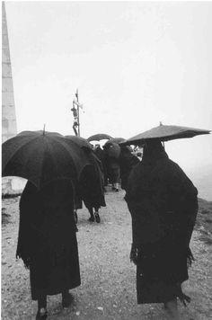 Italian Vintage Photographs ~ Enzo Sellerio. Sicily