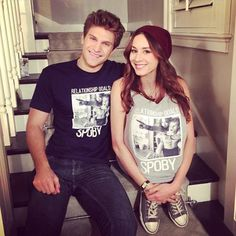 PLL - Troian and Keegan
