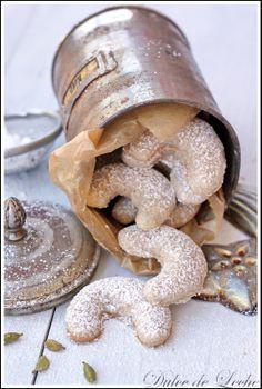 "Dulce de Leche: Vianočné recepty pre ""LA FEMME"" Czech Food, Czech Recipes, Aphrodite, Christmas Cookies, Great Recipes, Gingerbread, Recipies, Stuffed Mushrooms, Sweets"