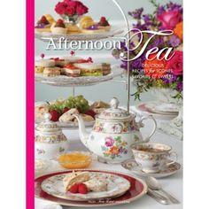 Afternoon Tea Book