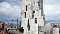 TCA think tank envisions aggregative building for ABC art bund center in shanghai