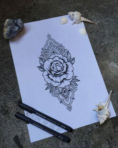 "212 Likes, 13 Comments - Salome Trujillo (@salome_ink_and_art) on Instagram: ""Drawing for Thursday #drawing #tattoodesign #tattoodrawing #tattoosketch #lotusflowertattoo…"""