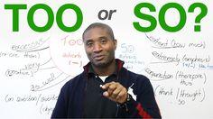 Perbedaan, Penggunaan Lengkap Mengenai 'So' dan 'Too' dalam Bahasa Inggris - http://www.kuliahbahasainggris.com/perbedaan-penggunaan-lengkap-mengenai-so-dan-too-dalam-bahasa-inggris/