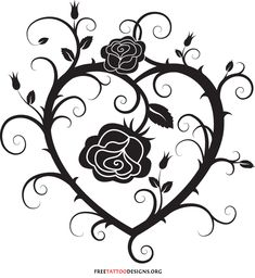 heart-roses-tattoo.gif Photo:  This Photo was uploaded by BlackSwordAshura. Find other heart-roses-tattoo.gif pictures and photos or upload your own with...