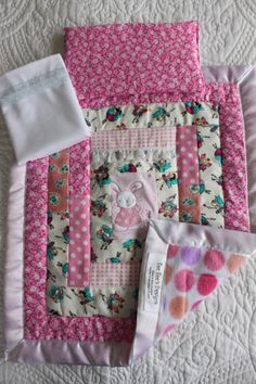 Quilt, Sheet and Pillow Set for Dolls Prams & Cots  Tee Tee's Designs on Facebook