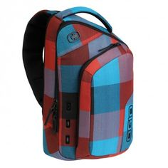 Back to school week: This backpack from Ogio has a slot, pocket or pouch for all things tech. Oh, and books too.