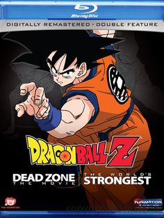 Dragon Ball Z: Dead Zone - The Movie / Dragon Ball Z: The World's Strongest (Double Feature) (Blu-ray 1989) | DVD Empire