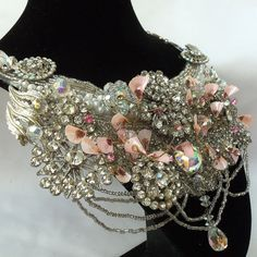 Over the top bib necklace!!~