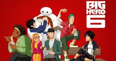 'Big Hero 6' TV Show Is Coming to Disney XD in 2017 -- Disney XD is starting production on a new animated TV series based on the hit 2014 movie 'Big Hero 6', which will debut in 2017. -- http://movieweb.com/big-hero-6-tv-series-disney-xd-2017/