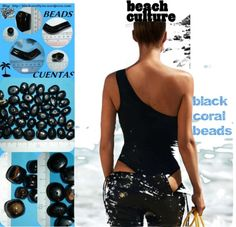 @BlackCoral4you beach culture