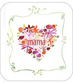 tarjeta imprimible dia de la madre by LuciLá