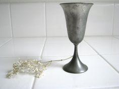 Vintage Royal Holland Pewter Cup Daalderop by DelightfullyDutch