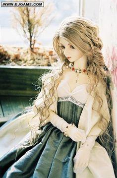 斑驳*采集到SD娃娃 Daenerys Targaryen, Game Of Thrones Characters, People, Fictional Characters, Beauty, Dolls, Fashion, Baby Dolls, Moda