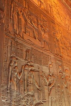 Kom Ombo Temple near Aswan, Egypt.