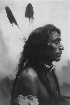HE SHOWS HIS BLOOD, Cree, Saskatchewan (G. E. Fleming, 1904)