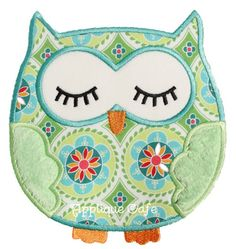 This listing is for a machine embroidery sleeping owl applique design. Appropriate hardware and software is needed to transfer these designs to your embroidery machine. Sizes include: hoop x hoop x hoop x All formats available (ART, PES, HUS, DST, Owl Applique, Applique Templates, Machine Embroidery Applique, Free Machine Embroidery Designs, Applique Quilts, Embroidery Patterns, Applique Designs Free, Embroidery Jewelry, Owl Templates