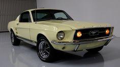 1967 Mustang Fastback GT 390 Código S