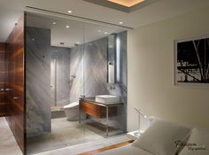 Bathroom Designs With Glass Partition sanitary glass partition for professional use gm cabinmart | decor