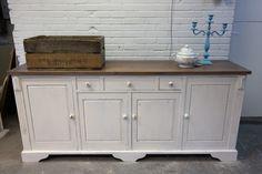Prachtig dressoir landelijk wit | Nieuw te koop. | Antje Tantje Lifestyle