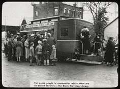 Work with schools, Bronx Traveling Library : people using bo... by New York Public Library, via Flickr
