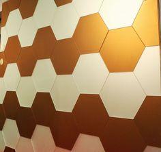 C-018, Silver & bronze Mirror Tiles, Bronze, Silver, Decor, Decoration, Decorating, Deco, Money