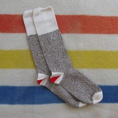 Sock monkeys without the monkeys. $15