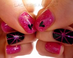 TOO CUTE!!! These would be great for Breast Cancer Awareness Month!