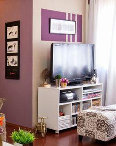 ACHADOS DE DECORAÇÃO - blog de decoração: COMO PENDURAR QUADROS ou ARRANJOS DE PAREDE LINDAMENTE