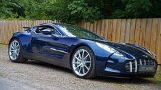 Aston Martin One-77 / Только машины