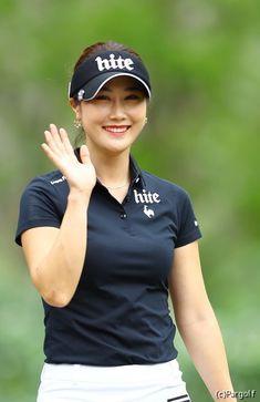 Golf Player, Polo Shirt, Sport, Lady, Mens Tops, Beauty, Fashion, Girls Girls Girls, Female Sports