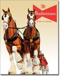 Budweiser Brewery in St. Louis ~