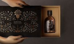 Syrona Packaging by TORO PINTO