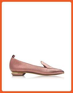 91578deb60a9df Nicholas Kirkwood Women s 902A11vbt2p33 Pink Leather Flats - Flats for women  ( Amazon Partner-Link)