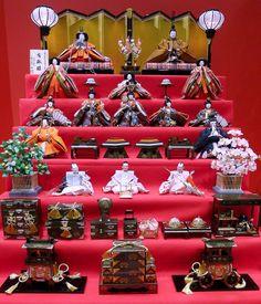 Hina Matsuri! Doll Festival Japan
