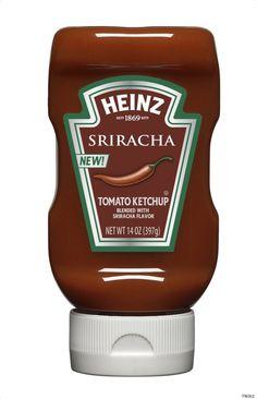 @saalvarez Heinz Sriracha Ketchup?