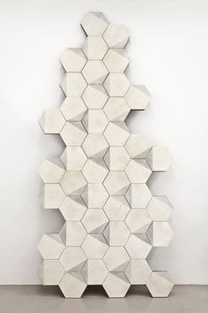new cement tile patterns by Claesson Koivisto Rune at art gallery Crystal during Stockholm Furniture and Light Fair 2012