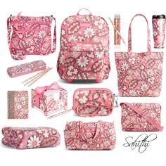 Vera Bradley Blush Pink