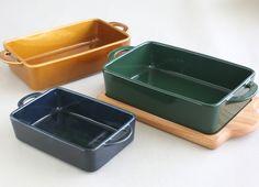 HarumiKurihara Minoyaki 栗原はるみ 美濃焼 グラタン皿